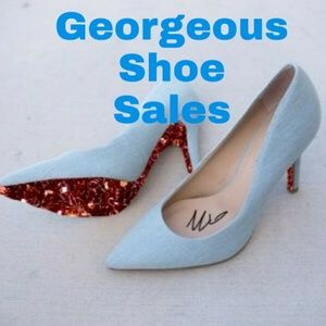 SUPER SALE!🎉ON GEORGEOUS SHOE'S